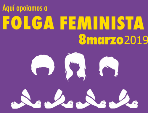 A Unión de Cooperativas EspazoCoop apoia as metas e as demandas do movemento feminista para a folga do 8 de Marzo