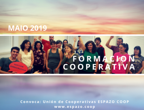 Obradoiros presenciais, Maio | Unión de Cooperativas EspazoCoop
