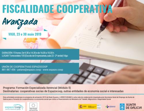 Protexido: Materiais Formación en Fiscalidade Cooperativa Avanzada | Vigo | Maio 2019