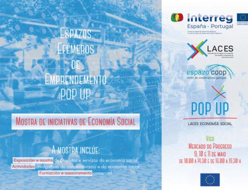 Un completo programa de actividades acompañará la feira POP UP en el Mercado do Progreso en Vigo