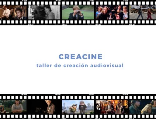 Taller de creación audiovisual para alumnado de cooperativas de ensino | Sétima s. coop. galega