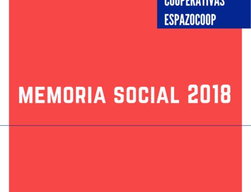 MEMORIA SOCIAL 2018