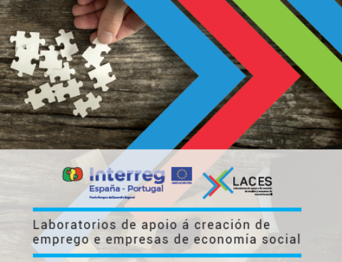 Anuncio de contratación de servizos, Proxecto Laces | Recurso interactivo para impulso de proxectos de ES