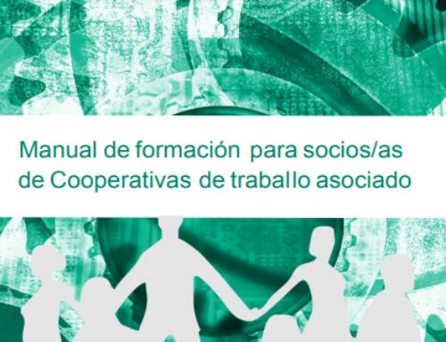 Manual | Formación de socias de cooperativas de traballo