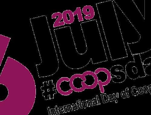 Vídeo coa mensaxe de Ariel Guarco, presidente da Aci, polo día mundial das cooperativas 2019