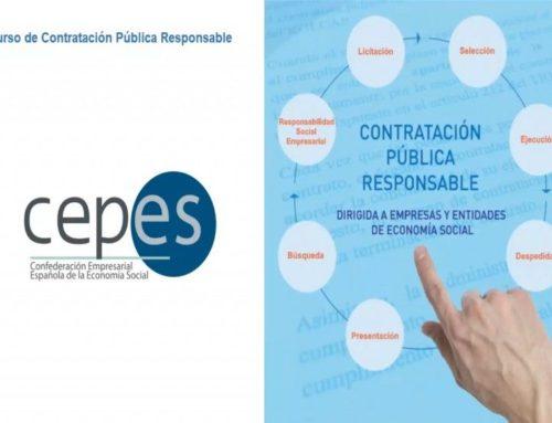 Curso sobre Contratación Pública Responsable, 2ª edición | Cepes, inicio 14 outubro