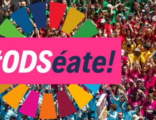 #ODSéate | 4º Aniversario da adhesión á Axenda 2030, de desenvolvemento sostible