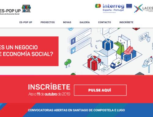 POP UPs: Espazos efémeros de emprendemento de economía social | Lugo e Santiago