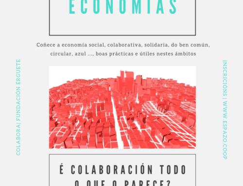 Novas Economías: é colaboración todo o que o parece? | Vigo, 28/outubro
