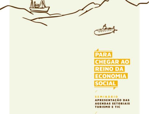 'Para llegar al reino de la economía social' | Presentación de Agendas sectoriales Turismo y Tic, 17/octubre