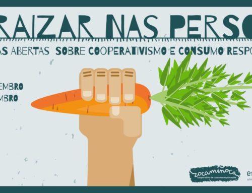 ENRAIZAR NAS PERSOAS: Xornadas sobre CONSUMO RESPONSABLE | 30 de novembro e 1 de decembro, A Coruña