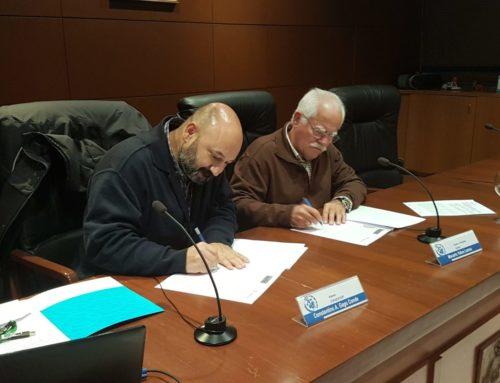 EspazoCoop asina un convenio con Coeticor para promover o cooperativismo