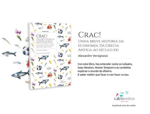 Últimas novidades da cooperativa Catro Ventos Editora