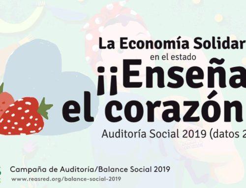 EspazoCoop Ensina o Corazón! | Auditoría Social 2019 (datos 2018)