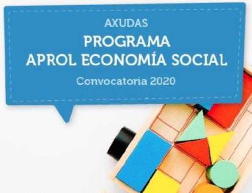 Subvencións Fomento do Emprendemento en Economía Social 2020