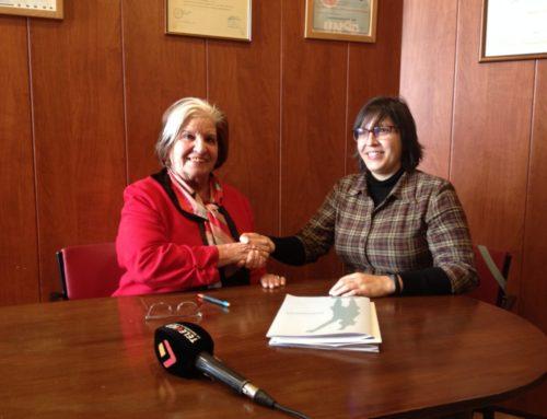 La Fundación Érguete Integración y EspazoCoop firman un convenio para promover el autoempleo y el cooperativismo