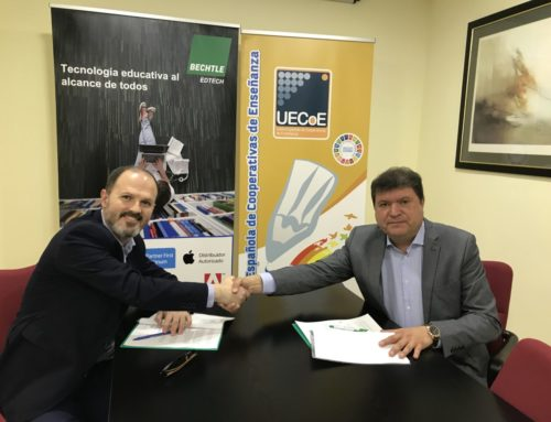 UECoE y Bechtle Edtech, firman un acuerdo de colaboración ofreciendo soluciones tecnológicas