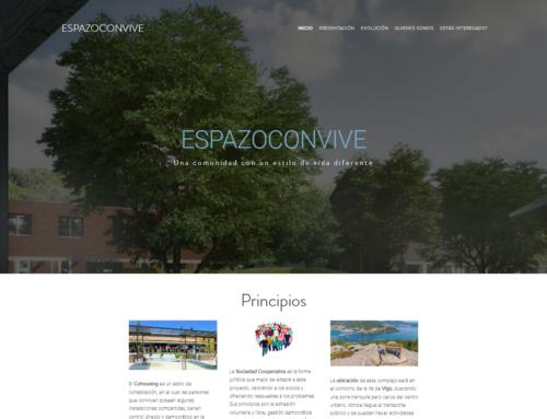 Proxecto ESPAZOCONVIVE | Xedega s. coop. galega