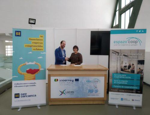 FIARE BANCA ÉTICA, con el sector cooperativo | Un nuevo convenio firmado por EspazoCoop