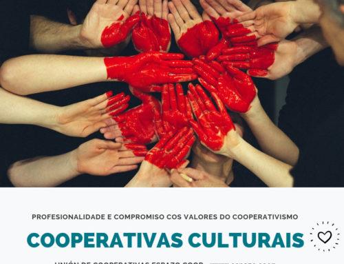 Manifesto: Sectorial de Cooperativas Culturais e o Plan de reactivación dos sectores cultural e turístico