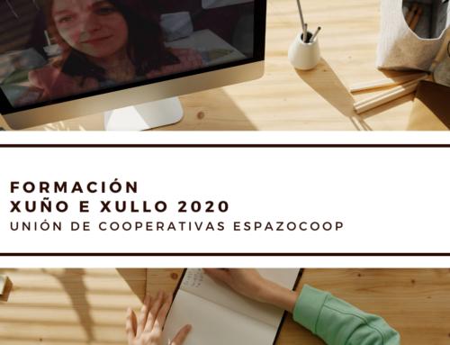 Formación, junio – julio | Unión de Cooperativas EspazoCoop