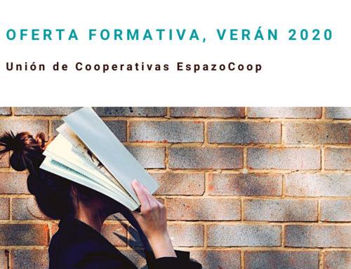 Formación en verán | Unión de Cooperativas EspazoCoop