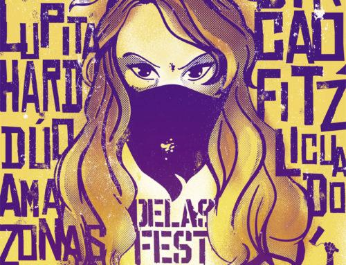Arranca DELAS FEST, una iniciativa de 7H Cooperativa Cultural [ del 24/agosto al 20/septiembre ]