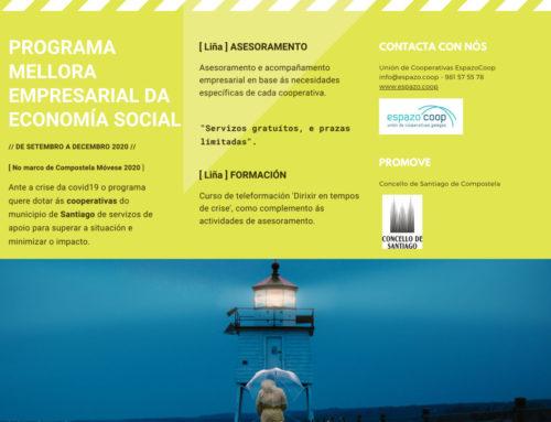 [ Programa mellora empresarial da economía social ] Concello de Santiago