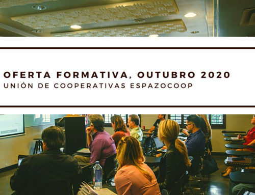 Formación en Outubro | Unión de Cooperativas EspazoCoop