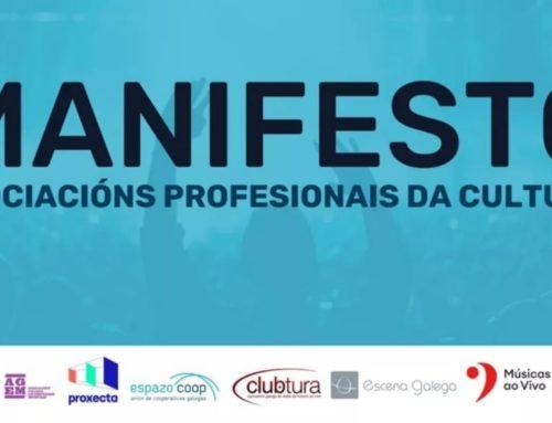 | Manifesto | Asociacións profesionais do ámbito cultural
