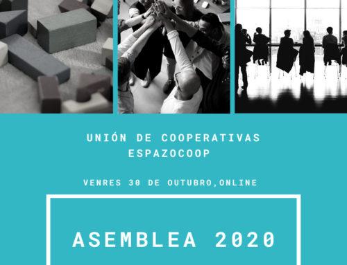 Asemblea de Socias 2020 | 30/outubro