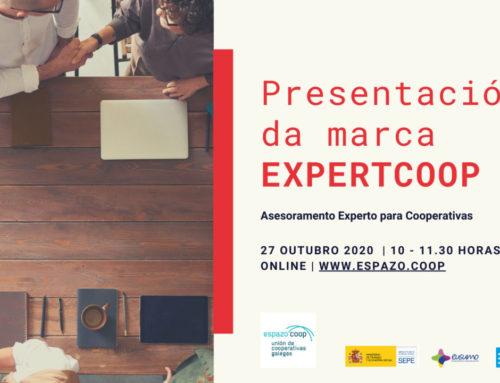 Presentación de la marca «EXPERTCOOP» | Online, 27 octubre