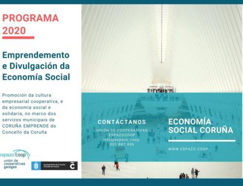 Economía Social A Coruña 2020