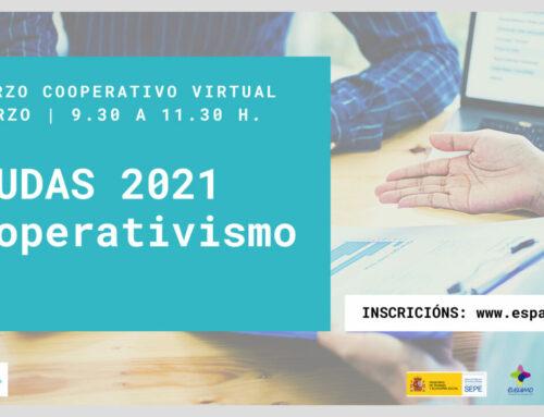 Almorzo Cooperativo: Axudas ao Cooperativismo 2021