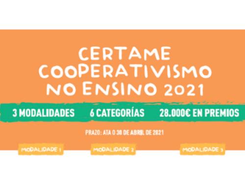 Certame Cooperativismo no Ensino 2021