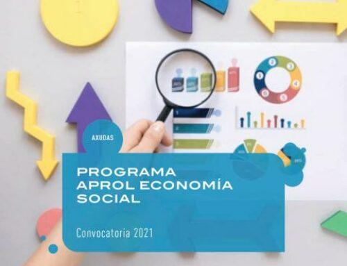 Subvencións a Cooperativas 2021 | Programa Aprol Economía Social