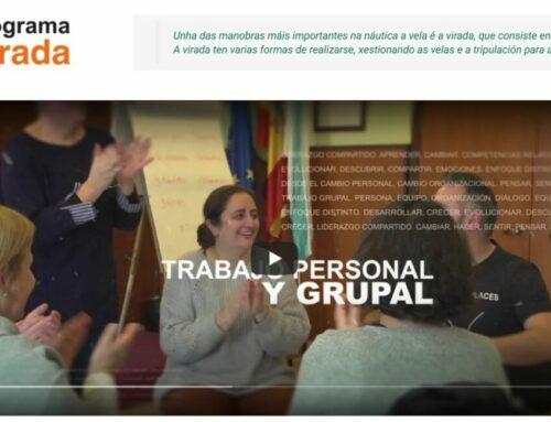 VIRADA, a proposta de Algalia para acompañamento de persoas e equipos