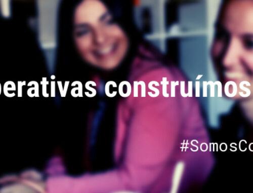 """""""Nas cooperativas construímos igualdade"""" Campaña 8M"""