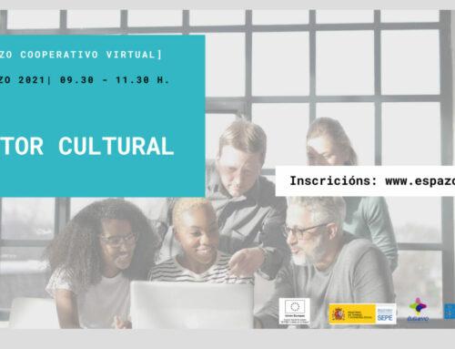 [Almorzo cooperativo] Sector Cultural
