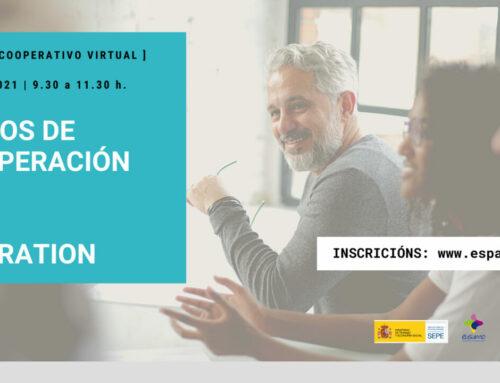 [ Almorzo cooperativo ] Fondos de Recuperación: Next Generation