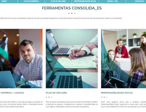 Un útil para emprender e consolidar cooperativas: Consolida_ES