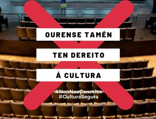 Rechazo a la externalización del Auditorio Municipal de Ourense