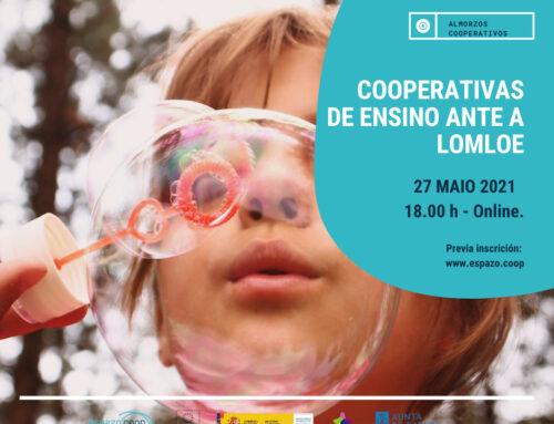 Cooperativas de Ensino ante a LOMLOE | 27 maio