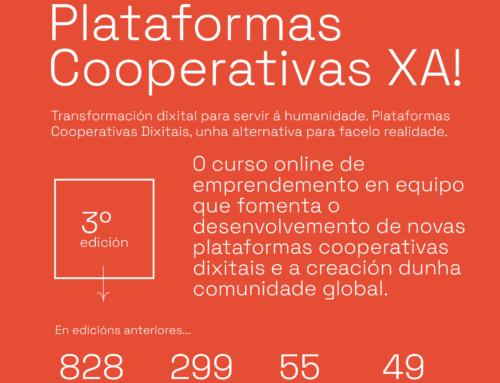 Cooperativas de Plataforma Xa!. A verdadeira economía colaborativa