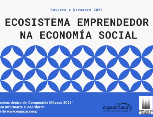 Ecosistema emprendedor na economía social [Santiago]