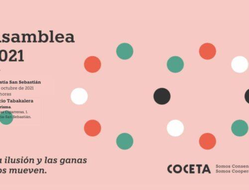 O cooperativismo será protagonista en Donostia do 5 ao 7 de outubro