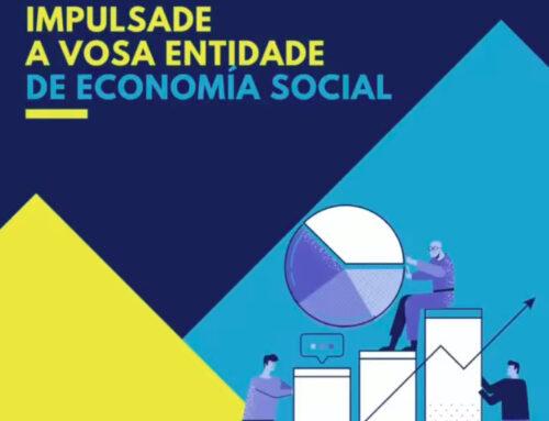 Impulsade a vosa entidade de economía social [Bono consolida]